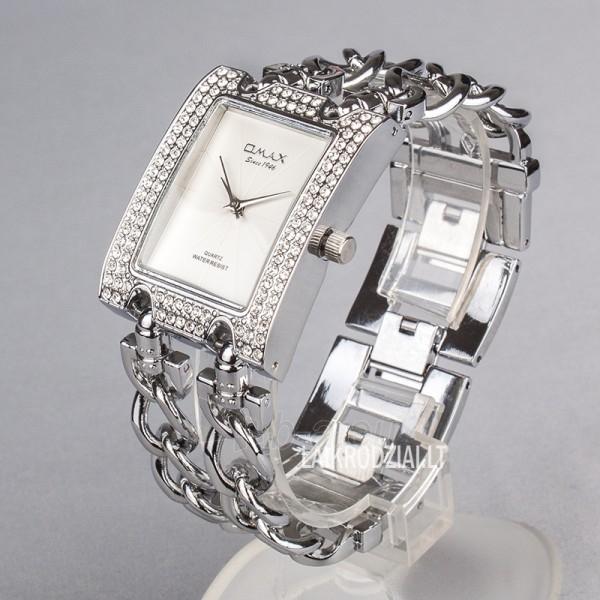 Moteriškas laikrodis Omax DA07P66I Paveikslėlis 4 iš 4 30069507776