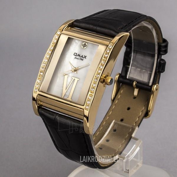 Moteriškas laikrodis Omax J004G02I Paveikslėlis 4 iš 4 30069505955