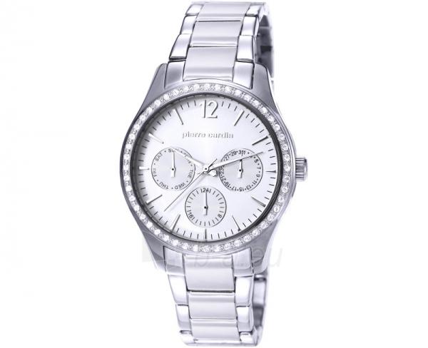 Moteriškas laikrodis Pierre Cardin LaLisere PC106952F09 Paveikslėlis 1 iš 1 30069505136