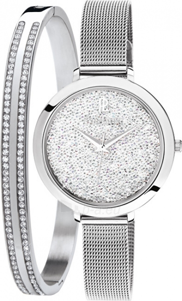 Moteriškas laikrodis Pierre Lannier Cristal 391B608 Paveikslėlis 2 iš 2 310820166857