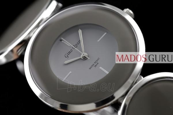 Moteriškas laikrodis Pilkas Gino Rossi GR8449P Paveikslėlis 2 iš 4 30069500271