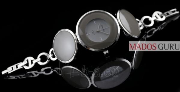 Moteriškas laikrodis Pilkas Gino Rossi GR8449P Paveikslėlis 4 iš 4 30069500271