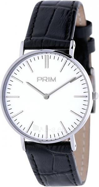 Moteriškas laikrodis Prim Klasik Slim Medium - E Paveikslėlis 1 iš 2 310820135823