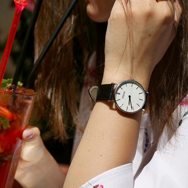 Moteriškas laikrodis Prim Klasik Slim Medium - E Paveikslėlis 2 iš 2 310820135823