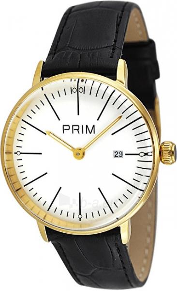 Moteriškas laikrodis Prim KlasikConvex W01P.10224.B Paveikslėlis 1 iš 4 310820158966