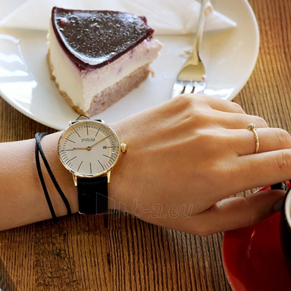 Moteriškas laikrodis Prim KlasikConvex W01P.10224.B Paveikslėlis 4 iš 4 310820158966