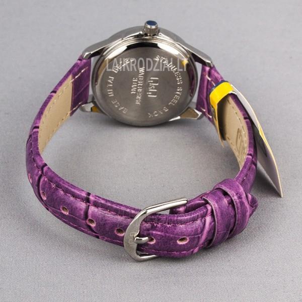 Moteriškas laikrodis Q&Q C193J325Y Paveikslėlis 3 iš 4 30069509587