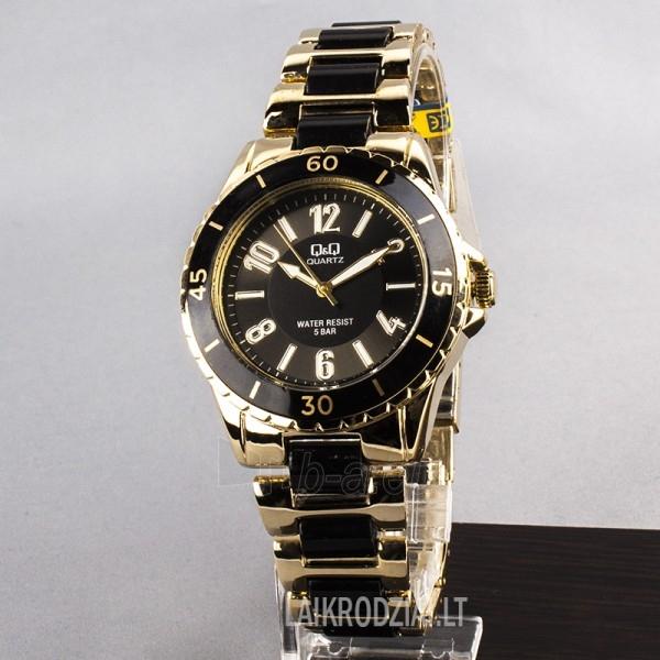 Moteriškas laikrodis Q&Q F461-005Y Paveikslėlis 6 iš 6 30069507910