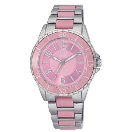 Moteriškas laikrodis Q&Q F461-415Y Paveikslėlis 1 iš 1 30069507912