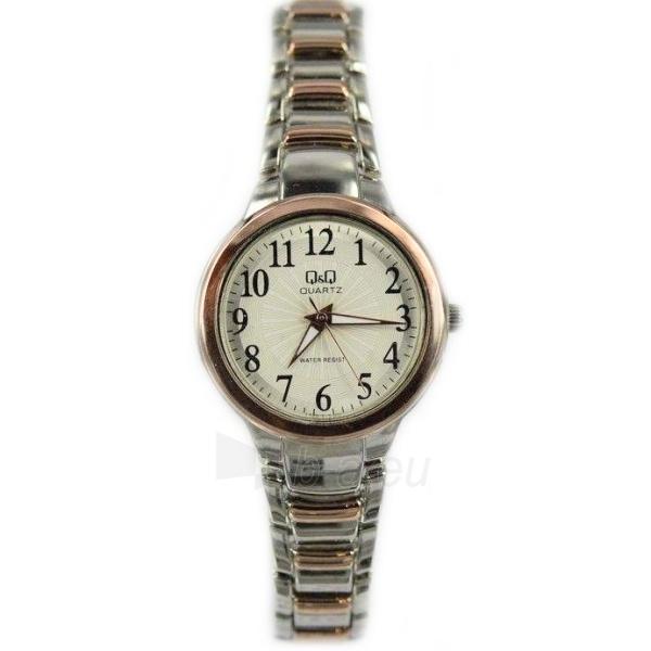 Moteriškas laikrodis Q&Q F499J414Y Paveikslėlis 1 iš 1 30069507917