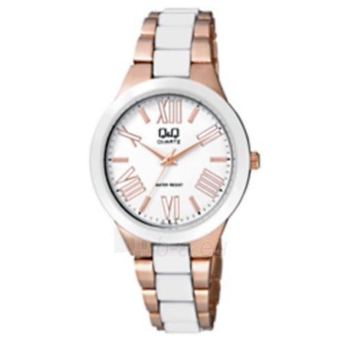 Moteriškas laikrodis Q&Q F521-007Y Paveikslėlis 1 iš 1 30069509601