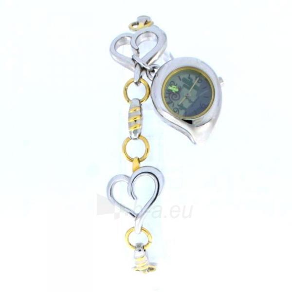 Moteriškas laikrodis Q&Q GB87-405 Paveikslėlis 2 iš 10 310820086181