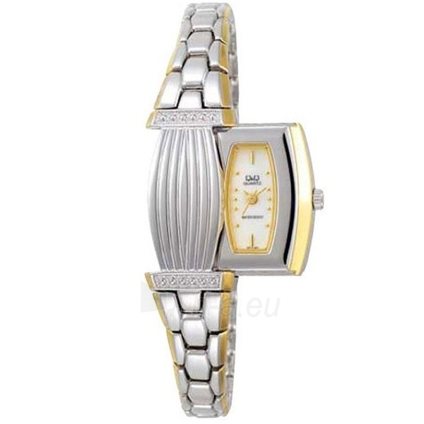 Moteriškas laikrodis Q&Q GF11-401 Paveikslėlis 2 iš 2 310820085789