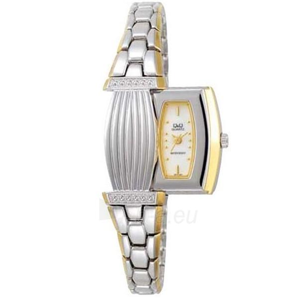 Moteriškas laikrodis Q&Q GF11-401 Paveikslėlis 1 iš 2 310820085789