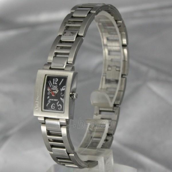Moteriškas laikrodis Q&Q K985-205 Paveikslėlis 1 iš 4 30069507986