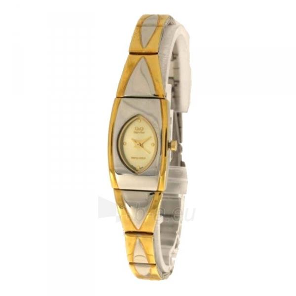 Moteriškas laikrodis Q&Q KA33-400 Paveikslėlis 1 iš 4 30069507989