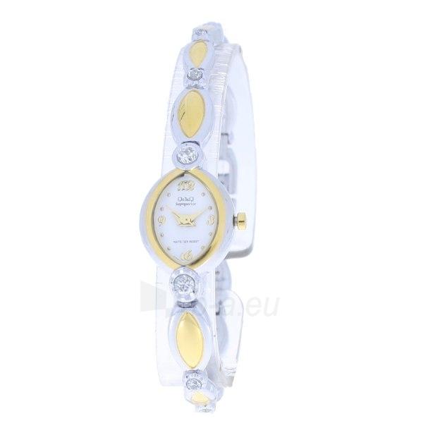 Moteriškas laikrodis Q&Q KB95J404R Paveikslėlis 1 iš 7 30069506055