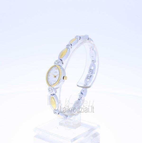 Moteriškas laikrodis Q&Q KB95J404R Paveikslėlis 2 iš 7 30069506055