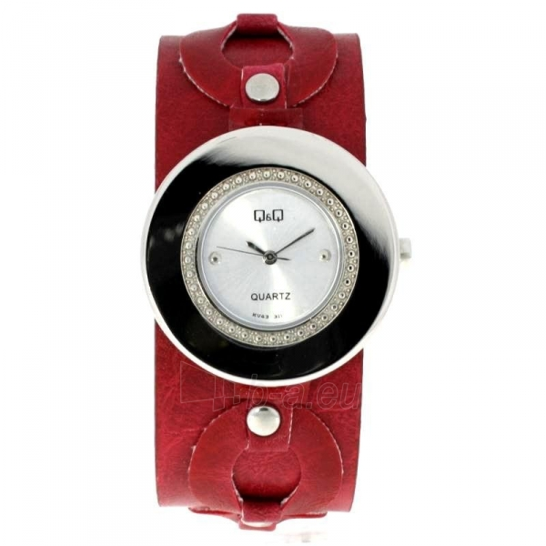Moteriškas laikrodis Q&Q KV43-311Y Paveikslėlis 6 iš 6 30069506071