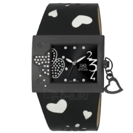 Moteriškas laikrodis Q&Q KW87J522Y Paveikslėlis 1 iš 1 30069506077