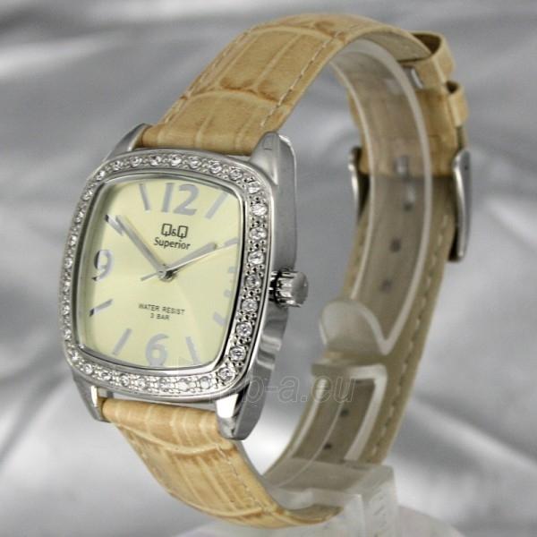 Moteriškas laikrodis Q&Q P005J079 Paveikslėlis 1 iš 3 30069506082