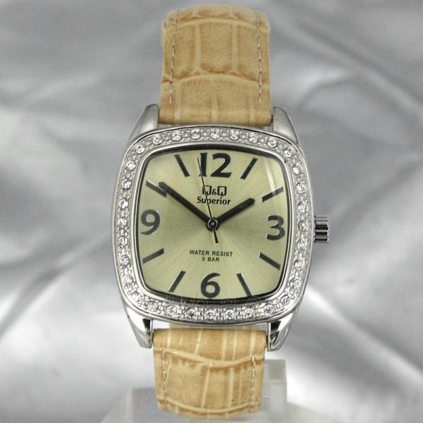 Moteriškas laikrodis Q&Q P005J079 Paveikslėlis 3 iš 3 30069506082