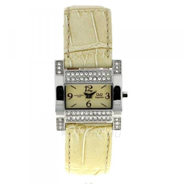 Moteriškas laikrodis Q&Q P165J305 Paveikslėlis 1 iš 14 310820018328