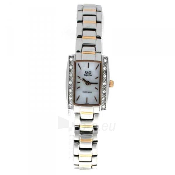 Moteriškas laikrodis Q&Q P209-816 Paveikslėlis 1 iš 14 310820018332