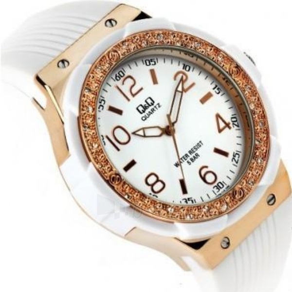 Moteriškas laikrodis Q&Q Q774J114Y Paveikslėlis 1 iš 1 30069506114