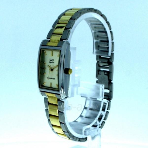 Moteriškas laikrodis Q&Q R031-400Y Paveikslėlis 2 iš 7 30069506128