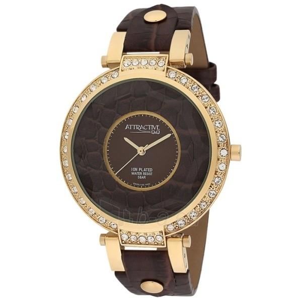 Moteriškas laikrodis Q&QDA99J102Y Paveikslėlis 1 iš 1 30069508234