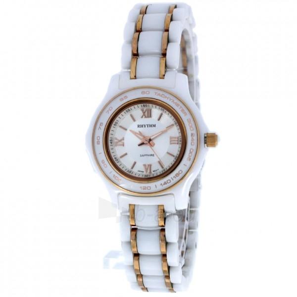 Moteriškas laikrodis Rhythm C1102C02 Paveikslėlis 1 iš 4 30069508236