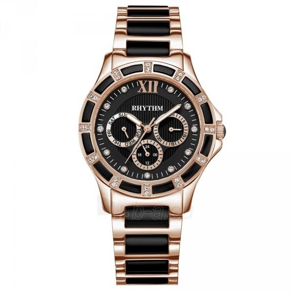 Moteriškas laikrodis Rhythm F1201T05 Paveikslėlis 1 iš 7 30069508238