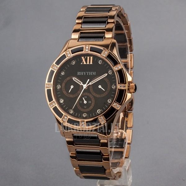 Moteriškas laikrodis Rhythm F1201T05 Paveikslėlis 2 iš 7 30069508238
