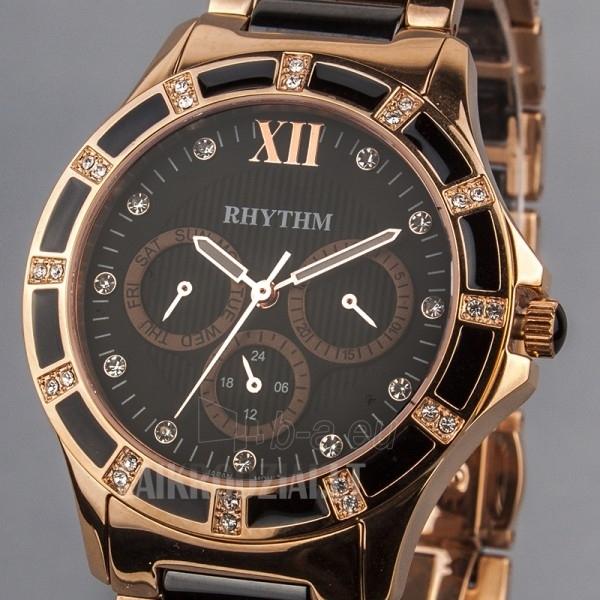 Moteriškas laikrodis Rhythm F1201T05 Paveikslėlis 4 iš 7 30069508238