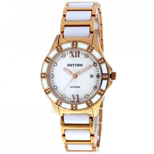 Moteriškas laikrodis Rhythm F1202T06 Paveikslėlis 1 iš 4 30069508241