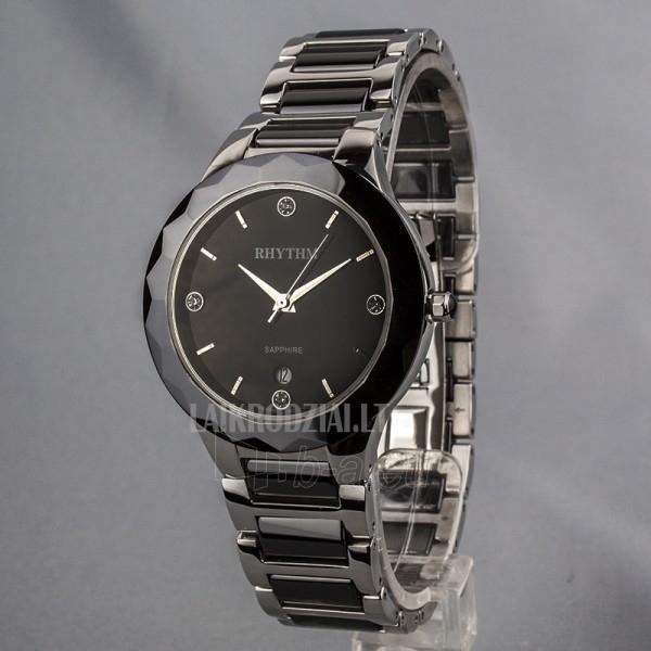 Moteriškas laikrodis Rhythm F1205T02 Paveikslėlis 2 iš 6 30069508243