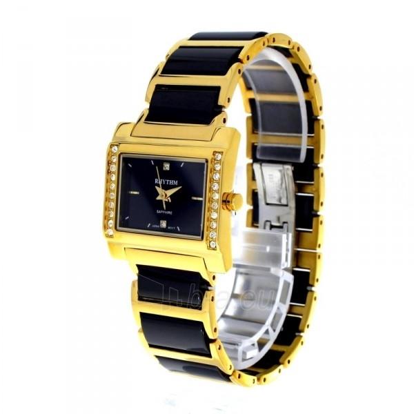 Moteriškas laikrodis Rhythm F1209T05 Paveikslėlis 2 iš 4 30069506143