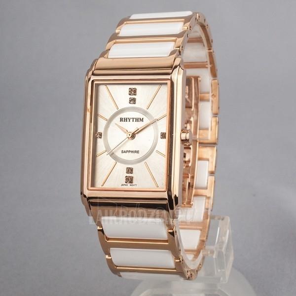 Moteriškas laikrodis Rhythm F1211T06 Paveikslėlis 2 iš 7 30069506148