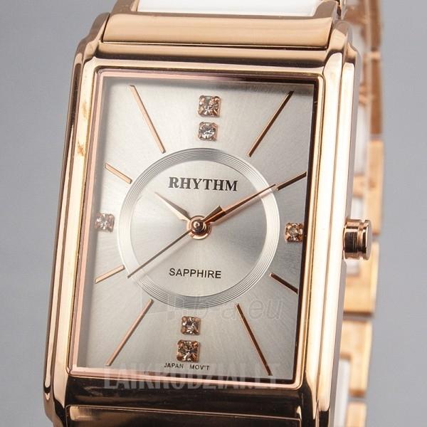 Moteriškas laikrodis Rhythm F1211T06 Paveikslėlis 4 iš 7 30069506148
