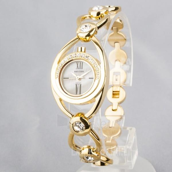 Moteriškas laikrodis Rhythm L1201S04 Paveikslėlis 1 iš 6 30069506165