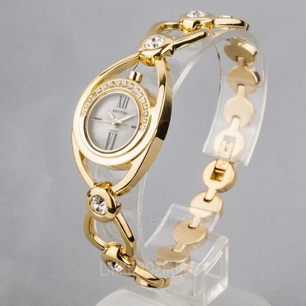 Moteriškas laikrodis Rhythm L1201S04 Paveikslėlis 2 iš 6 30069506165