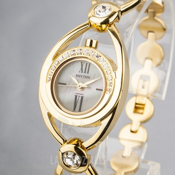 Moteriškas laikrodis Rhythm L1201S04 Paveikslėlis 3 iš 6 30069506165