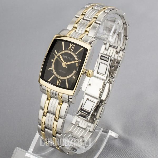 Moteriškas laikrodis Rhythm P1202S04 Paveikslėlis 2 iš 6 30069506173