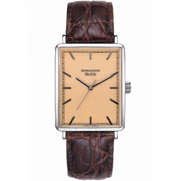 Moteriškas laikrodis Romanson DL5163 LW RG Paveikslėlis 1 iš 2 30069508353