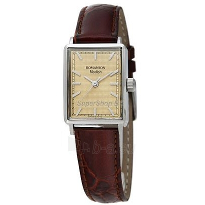 Women's watches Romanson DL5163 LW WH Paveikslėlis 1 iš 2 310820018430