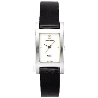 Moteriškas laikrodis Romanson DL9198 MW WH Paveikslėlis 1 iš 3 30069508355