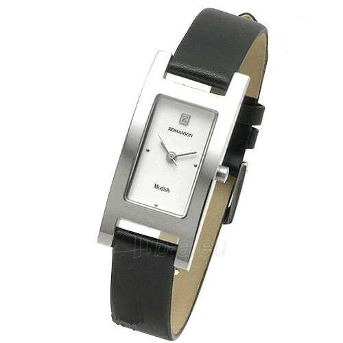 Moteriškas laikrodis Romanson DL9198 MW WH Paveikslėlis 2 iš 3 30069508355