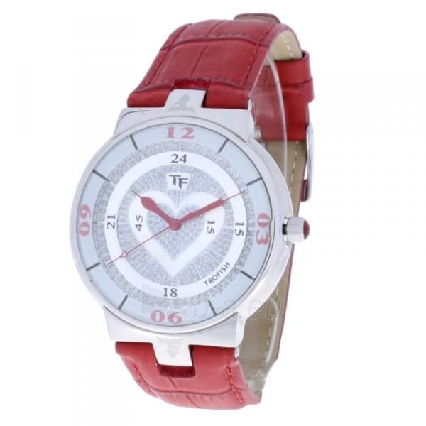 Moteriškas laikrodis Romanson HL5141M W RED Paveikslėlis 1 iš 7 30069508358