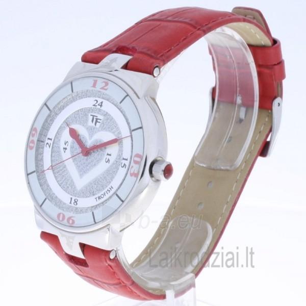 Moteriškas laikrodis Romanson HL5141M W RED Paveikslėlis 2 iš 7 30069508358